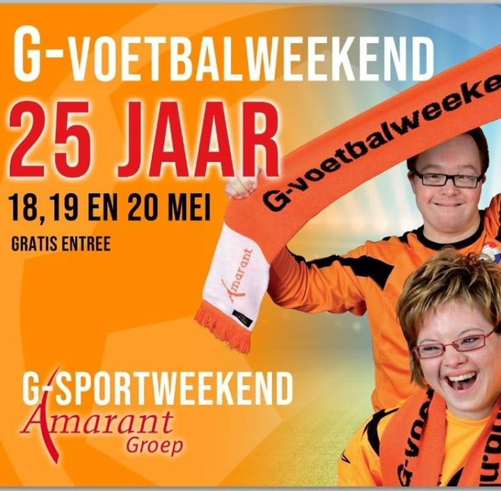G-voetbalweekend updated their p